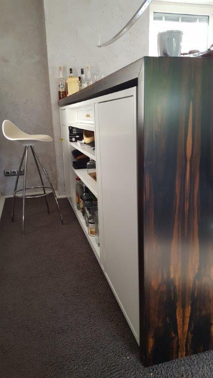 Bar & TV-HiFi Tresen
